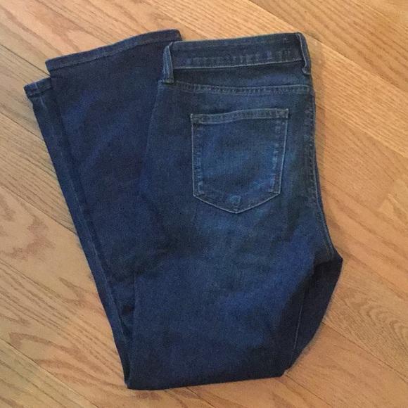 Sonoma Denim - Dark Blue Bootcut Jeans